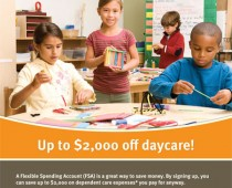 Dependent Care Promotion